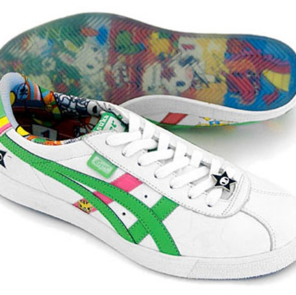 competitive price 334a7 21cef Tokidoki x Onitsuka Tiger sneakers asics